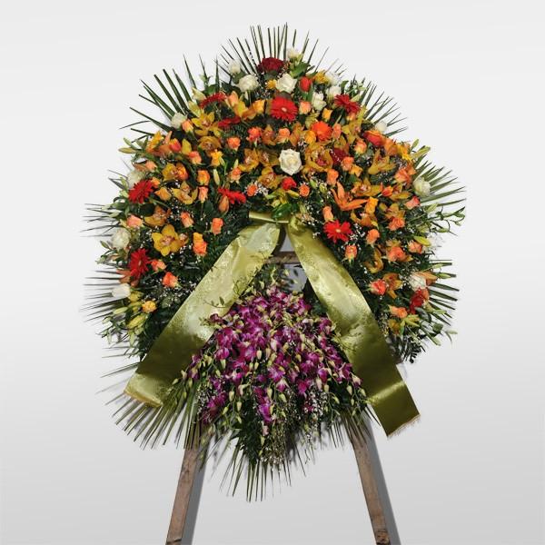 Corona funebre 1