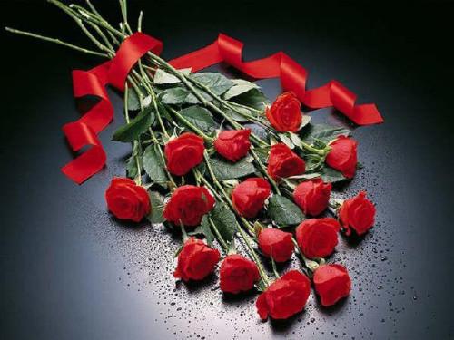 Per dire Ti Amo (Bouquet di rose)