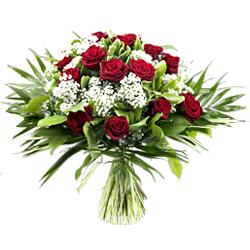 Impegno (Mazzo di rose decorato)